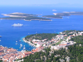 The Paklani Otoci and Hvar Town Harbour